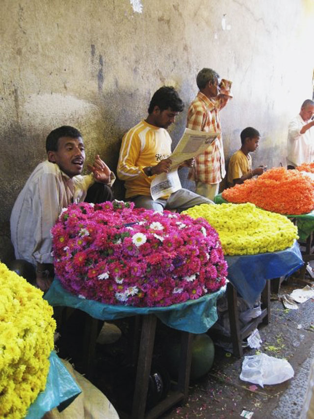 Street Traders in India
