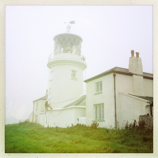 Caldey Lighthouse
