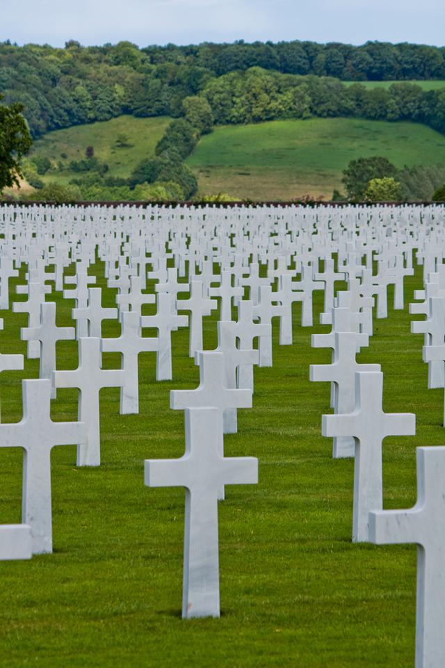 Henri-Chapelle American Cemetery © Flowizm 2013