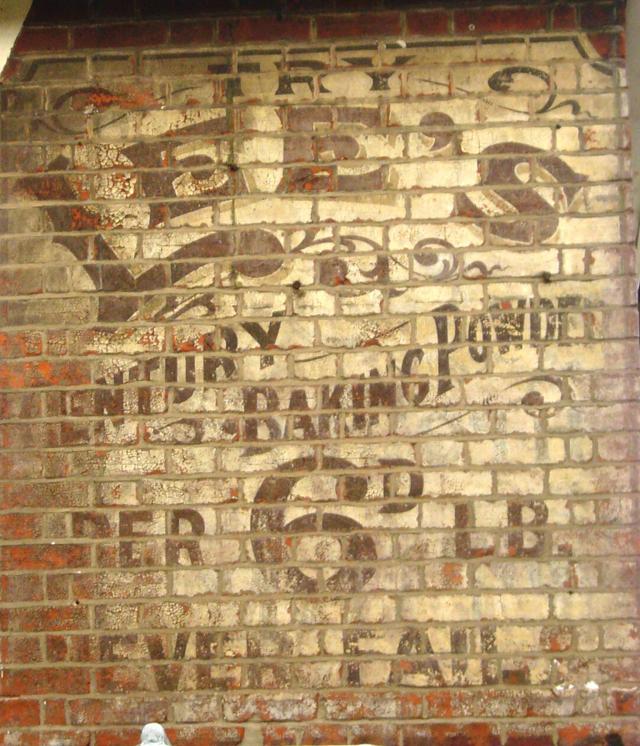 Lee's Century Baking Powder, Belvoir Street, Norwich