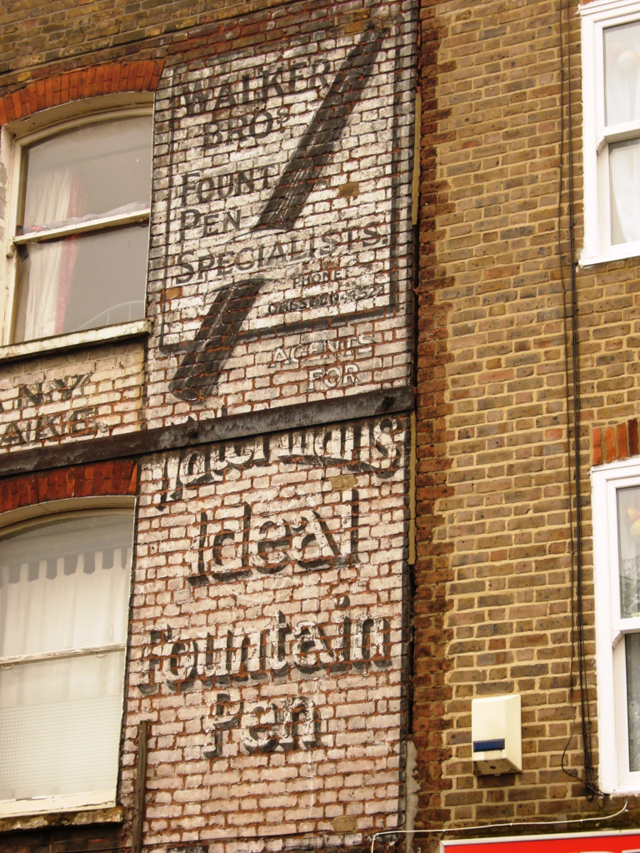 Walker Bros/Waterman's, Stoke Newington Church Street, London