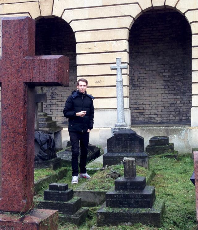 Ben Graveside
