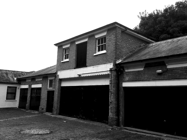 The stables where the story