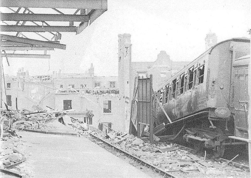 Necropolis Bombed