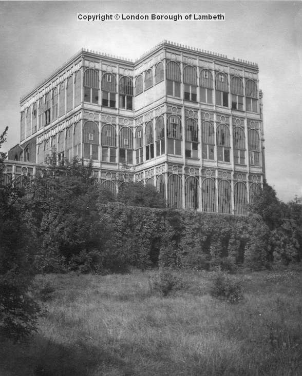 1950s south wing