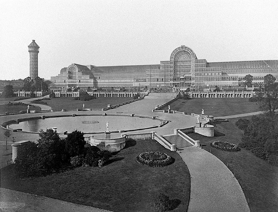 Back in the day. Source: http://en.wikipedia.org/wiki/Crystal_Palace_F.C.