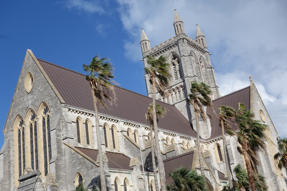 Cathedral of the Most Holy Trinity, Hamilton, Bermuda