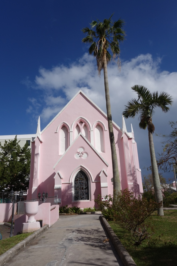 St Andrew's Presbyterian Church, Hamilton, Bermuda