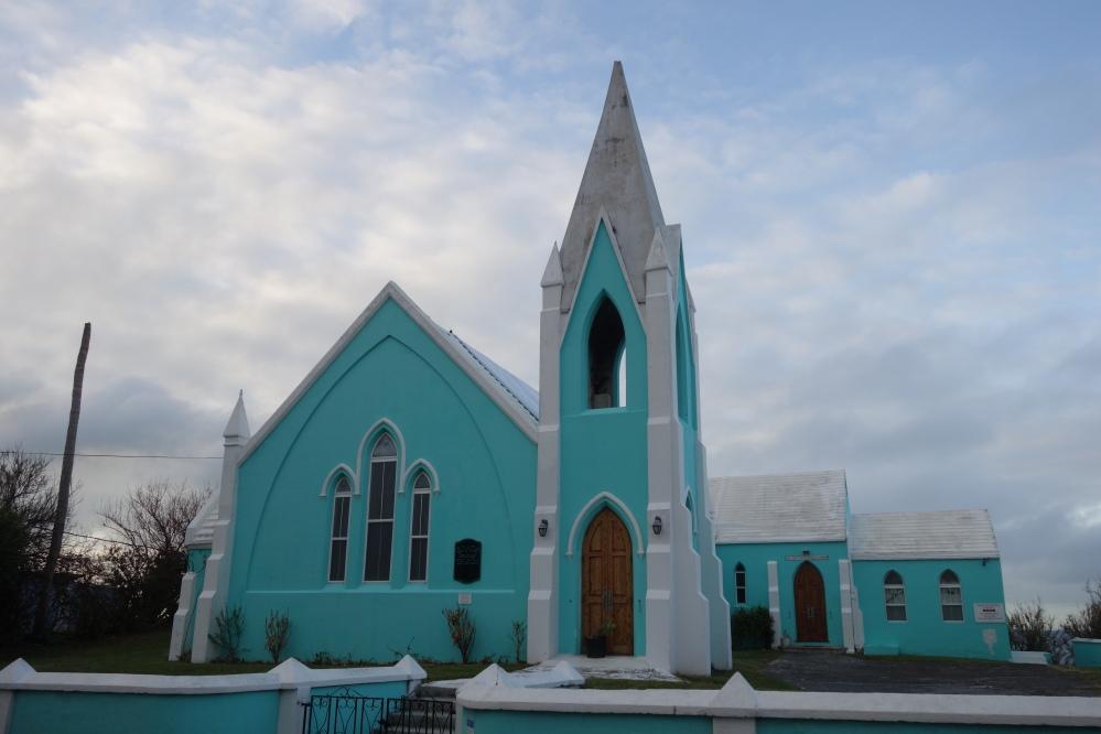 Grace Methodist Church, North Shore Road, Bermuda