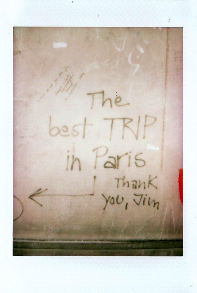 Paris Jim Morrison