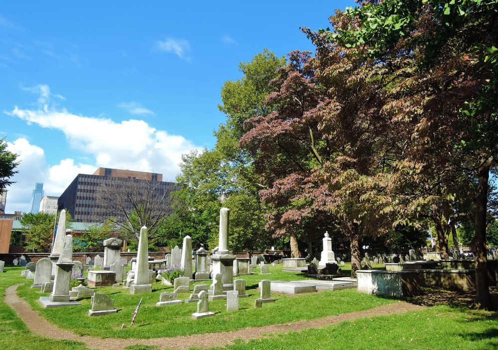 223 Christ Church Burial Ground
