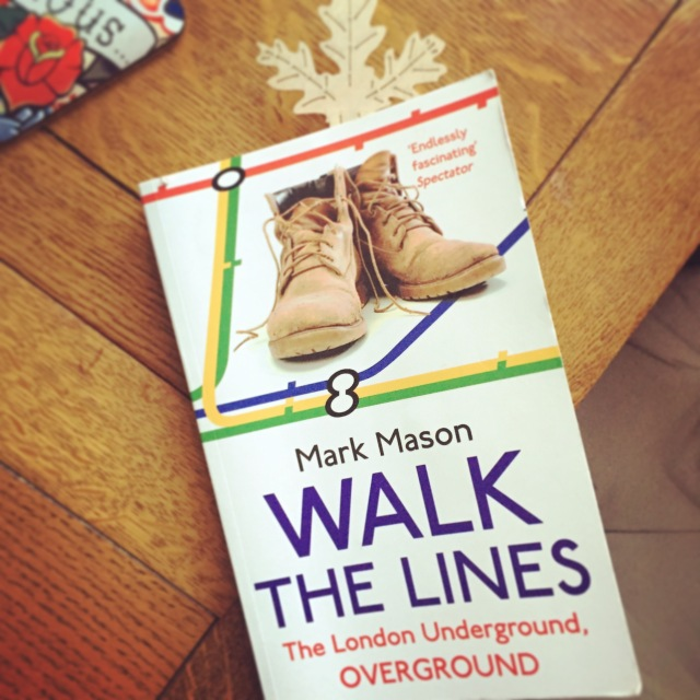 Walk The Lines by Mark Mason