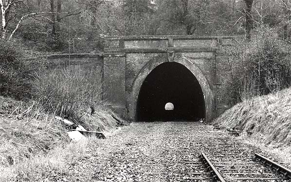 Cresecent Wood Tunnel shortly after it's closure. Photo: 1958. Credit: http://www.subbrit.org.uk/tunnelbase/sites/c/crescent_wood/index.shtml