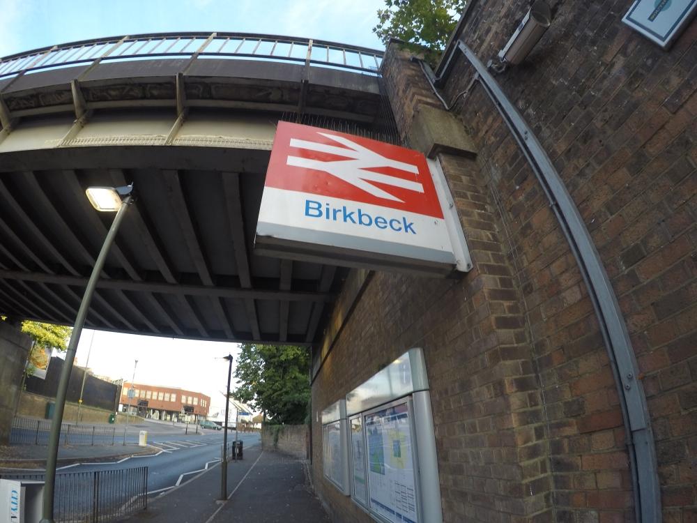 Birkbeck Station