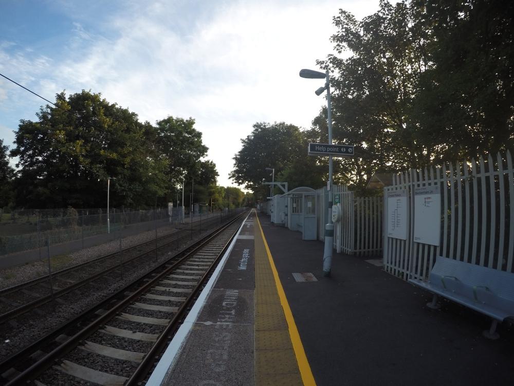 Birkbeck Station August 2016