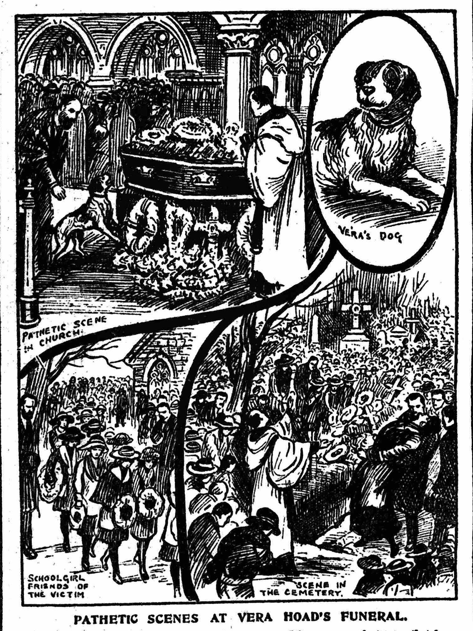Vera Hoad Illustrated Police News Thursday 13 March 1924
