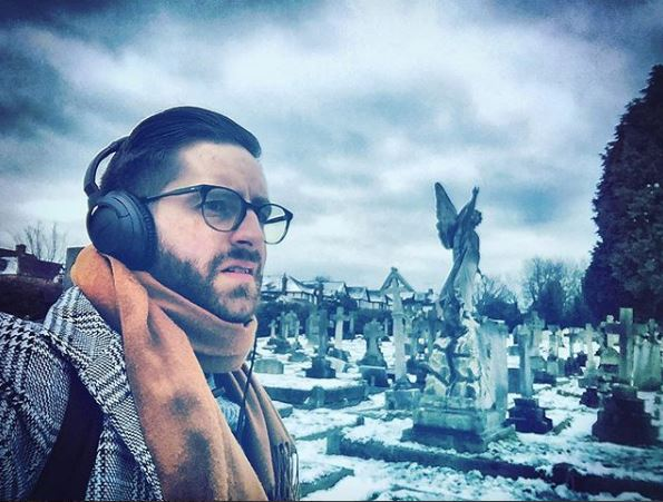 Explore a cemetery