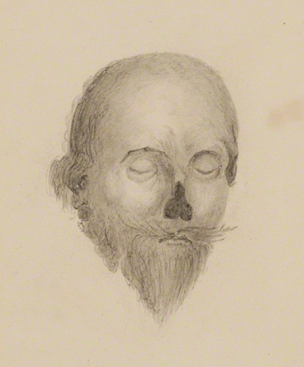 Image result for charles I sketch dead halford